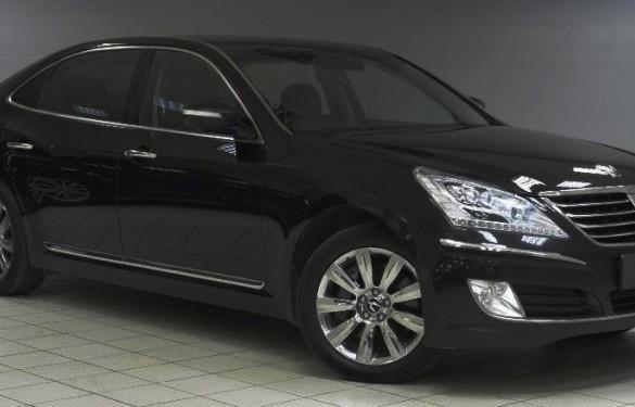 Авто бизнес класса Hyundai Equus