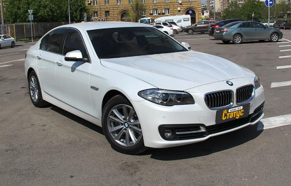 Авто бизнес класса BMW 5 (864)