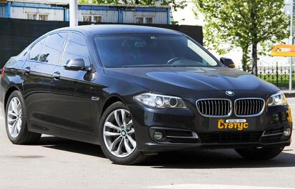 Авто бизнес класса BMW 5 (945)