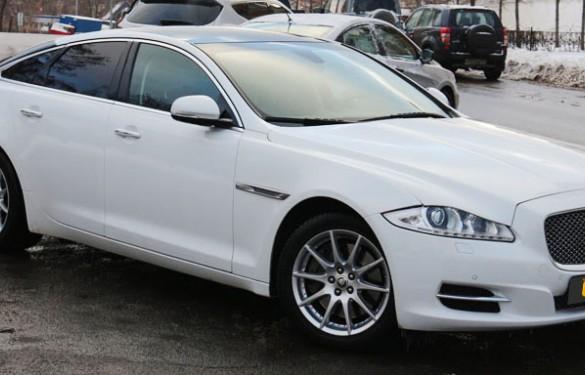 VIP авто Jaguar XJ (795)