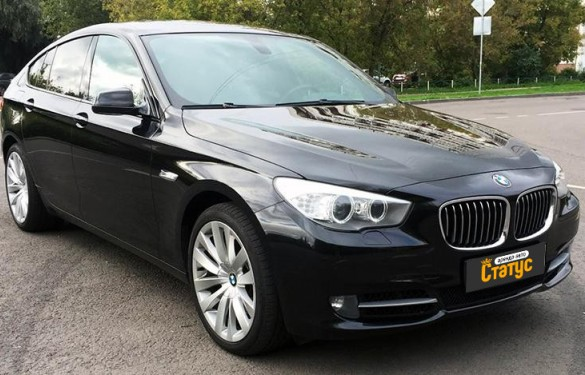 Авто бизнес класса BMW 535 GT (286)
