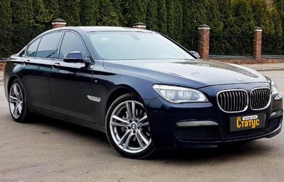 VIP авто BMW 7
