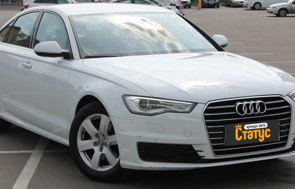 Автомобили с водителем Audi-A6 (129)
