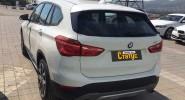 BMW X1 - вид сбоку