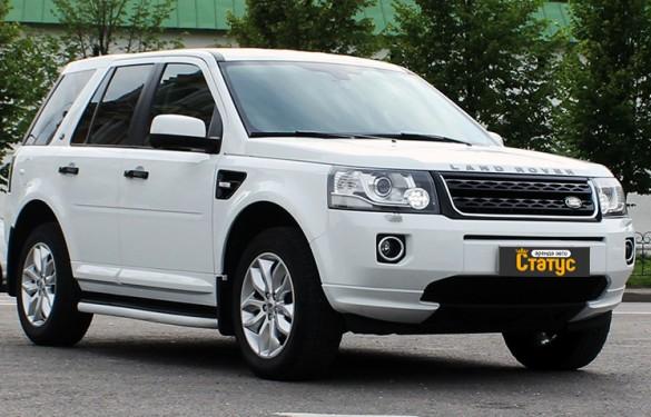 Внедорожник Land Rover Freelander 2 (814)