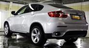 BMW X6 - фото транспорта
