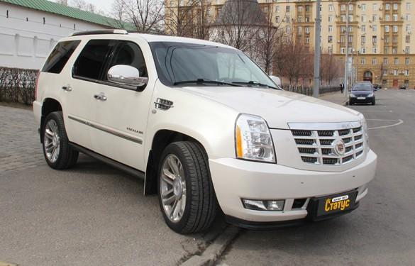 Внедорожник Cadillac Escalade (535)