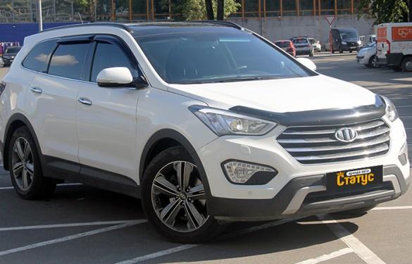Внедорожник Hyundai Tucson