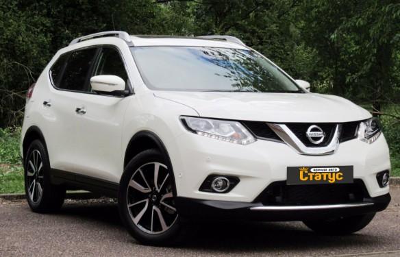 Внедорожник Nissan X-Trail (114)
